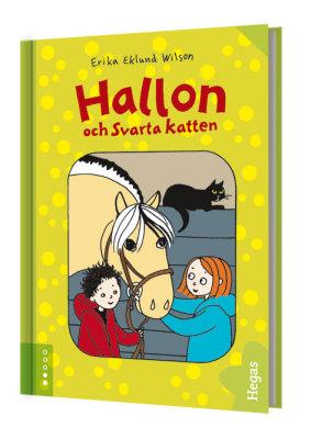 Hallon och Svarta katten  bok+cd