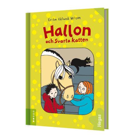 Hallon och Svarta katten - bok+cd