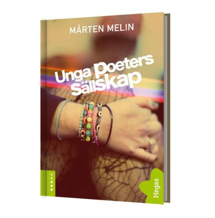 Unga poeters sällskap  bok+cd