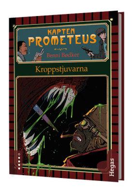 Kapten Prometeus 2  Kroppstjuvarna