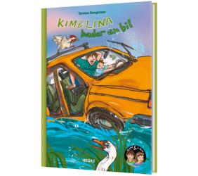 Kim & Lina badar en bil