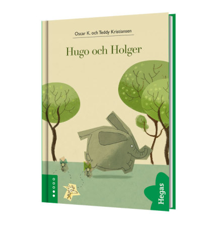 Hugo o Holger Bok+CD
