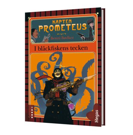 Kapten Prometeus 1 - I bläckfiskens tecken - Bok+CD