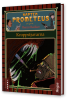 Kapten Prometeus 2 - Kroppstjuvarna - Bok+CD