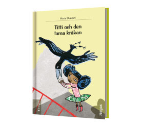 Titti och tama kråkan Bok+CD