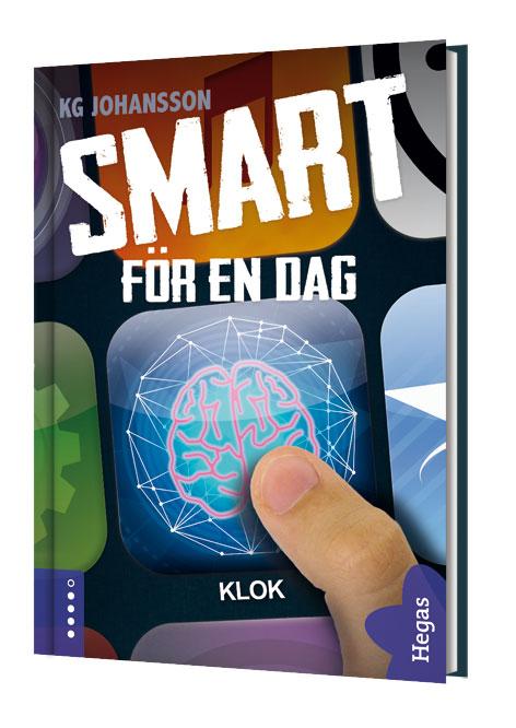 Smart för en dag (Bok+CD) av KG Johansson