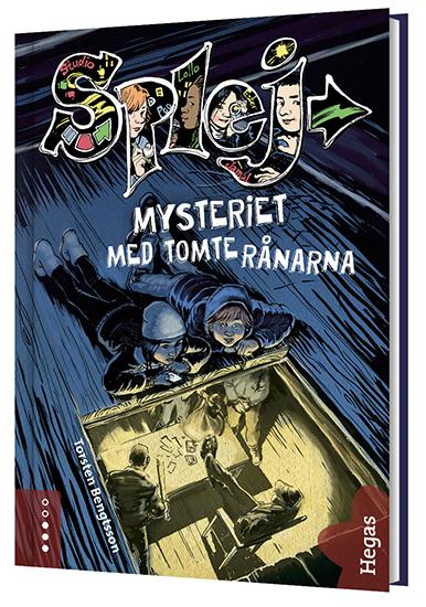Mysteriet med tomterånarna av Torsten Bengtsson