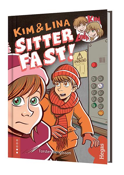 Kim & Lina sitter fast av Torsten Bengtsson