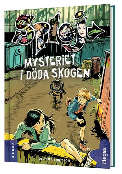 Mysteriet i döda skogen av Torsten Bengtsson