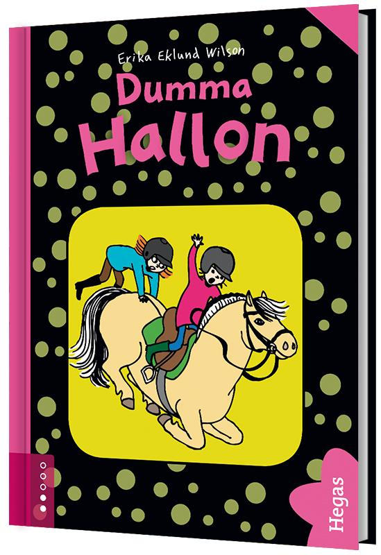 Dumma Hallon (BOK+CD) av Erika Eklund Wilson