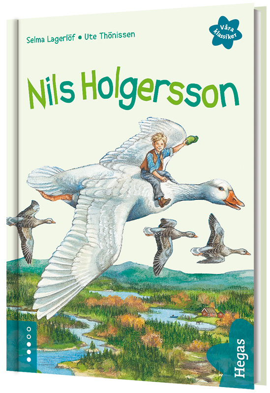 Nils Holgersson av Selma Lagerlöf