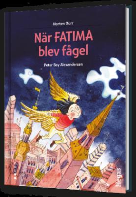 När Fatima blev fågel (Bok+CD)