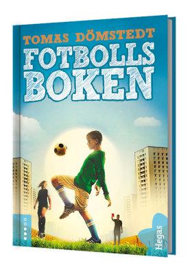 Fotbollsboken (Bok+CD)