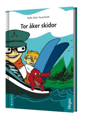 Tor åker skidor