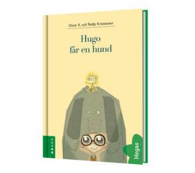 Hugo får en hund Bok+CD