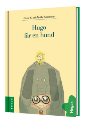 Hugo får en hund Bok+CD