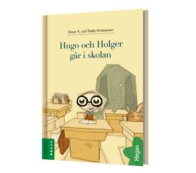 Hugo Holger..skolan  Bok+CD