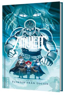 Amulett 6  Flykten från Lucien