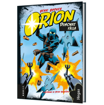 Orion 3 - Demonaz fälla