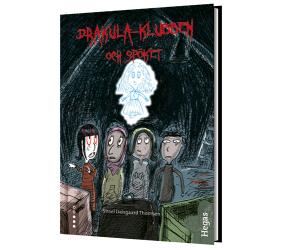 Drakula-klubben spöket Bok+CD