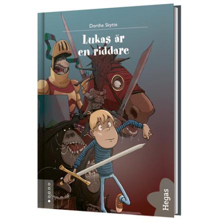 Lukas är en riddare (Bok+CD)