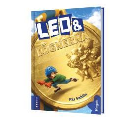 Leo och lögnerna (Bok+CD)