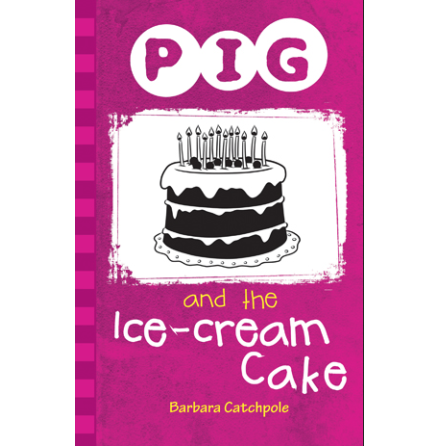 Pig and the IceCream Cake