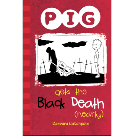 Pig Gets the Black Death (nearly)