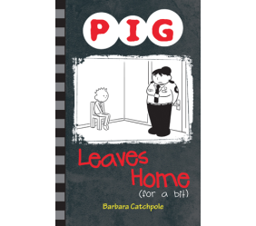 Pig Leaves Home (for a bit)
