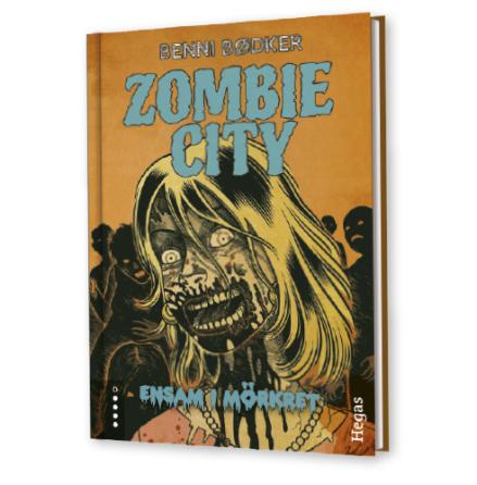 Zombie City 2  Ensam i mörkret