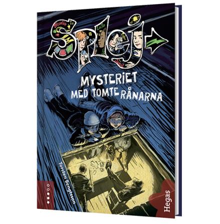 SPLEJ 2 - Mysteriet med tomterånarna