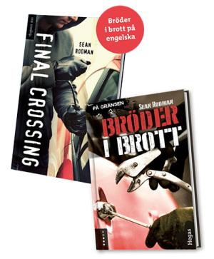 Tvillingpaket: Final Crossing + Bröder i brott