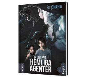 Hemliga agenter (Bok+CD)