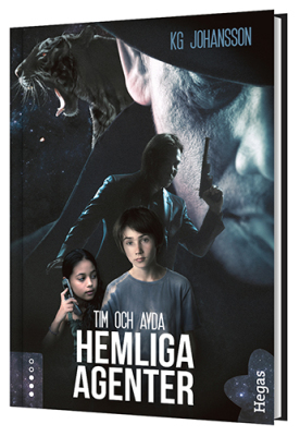 Hemliga agenter (Bok+CD)