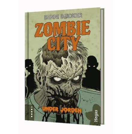 Zombie City 3 - Under jorden