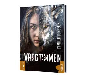 Vargtimmen (Bok+CD)