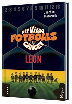 Det vilda fotbollsg (Bok+CD)
