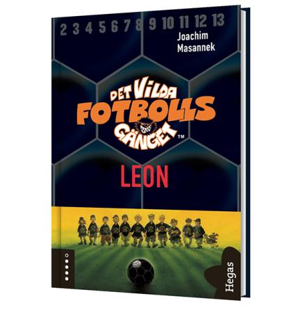 Det vilda fotbollsgänget 1 - Leon