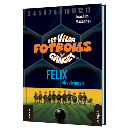 Det vilda fotbollsgänget 2  F