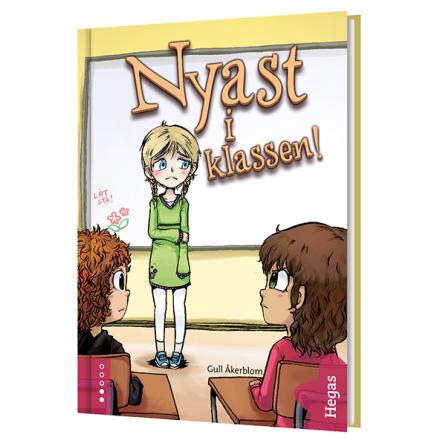 Nyast i klassen (Bok+CD)