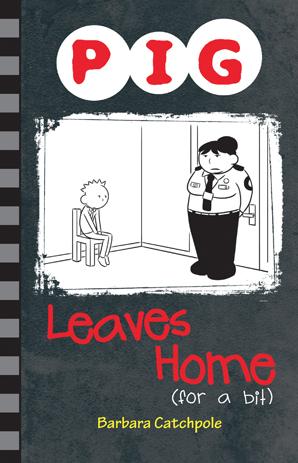 Pig Leaves Home (for a bit) av Barbara Catchpole