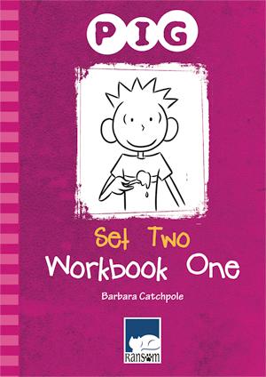 Pig set 2 workbook 1 av Barbara Catchpole