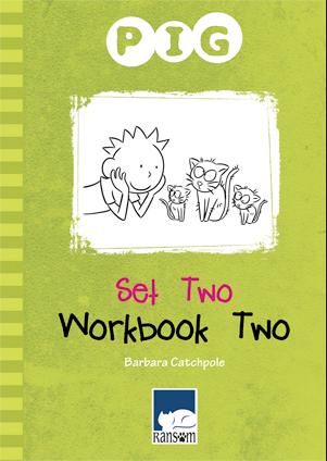 Pig set 2 workbook 2 av Barbara Catchpole