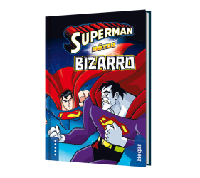 Superman möter Bizarro (Bok+CD