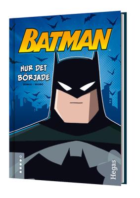 Batman - Hur det började (Bok+CD)
