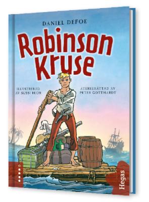 Robinson Kruse (Bok+CD)