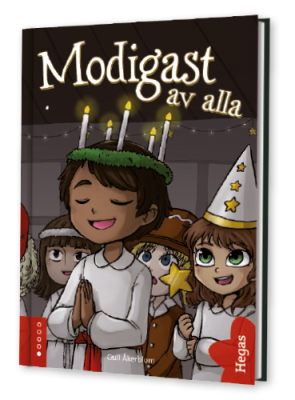 Modigast av alla (Bok+CD)