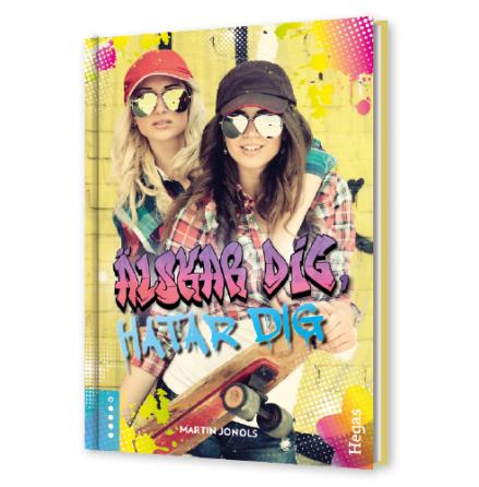 Älskar dig, hatar dig (Bok+CD)