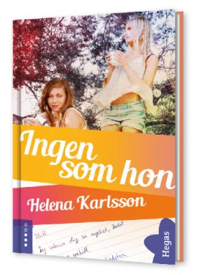 Ingen som hon (Bok+CD)