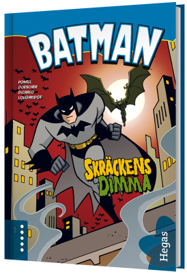 Batman  Skräckens dimma (Bok+CD)